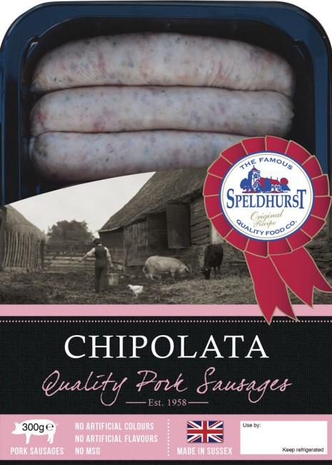Sausage Packet